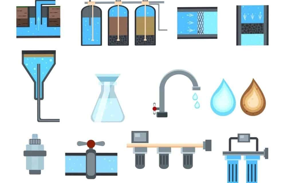 3 способа очистки воды