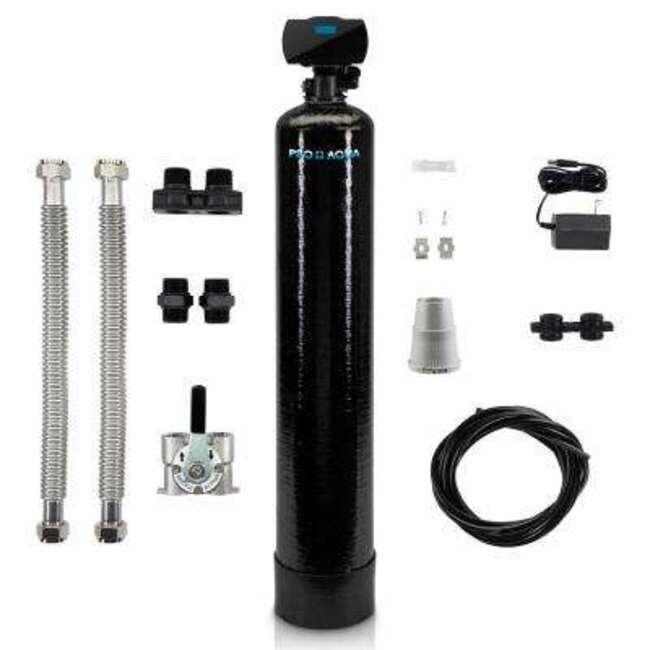 установка фильтра водосчетчика