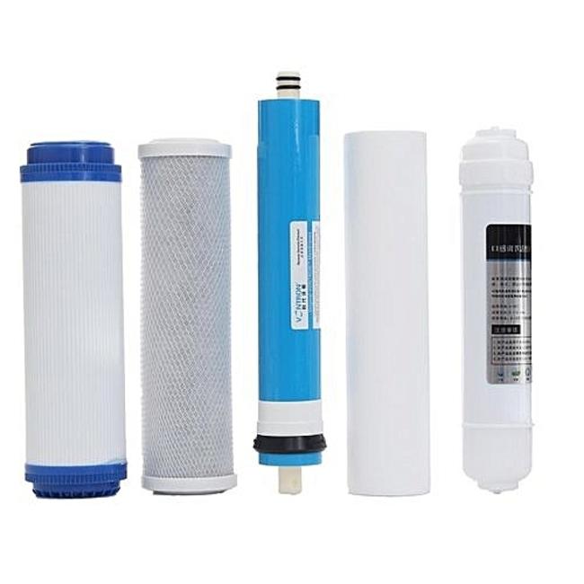 как установить картридж в фильтр для воды