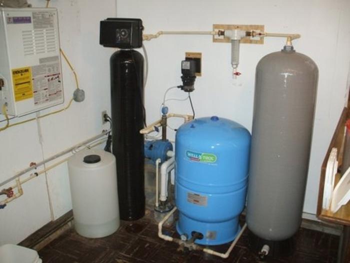 польза артезианской воды