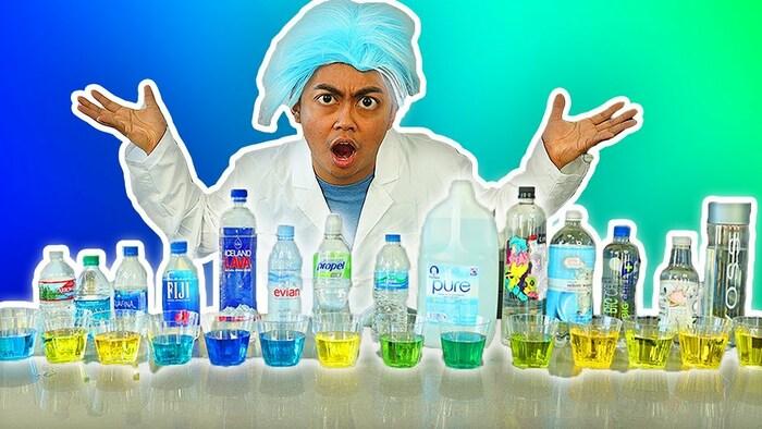 состав бутилированной питьевой воды