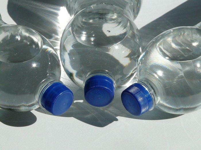 деионизованная вода