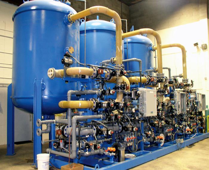 хранение деионизованной воды