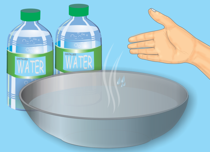 дисцилиратор воды в домашних условиях