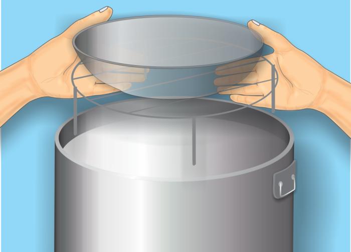 как из обычной воды сделать дистиллированную