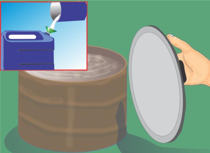 как получить дистиллированную воду в домашних условиях
