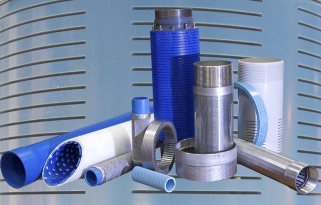 водяной фильтр для скважины