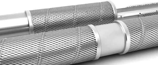 фильтр для очистки воды со скважины