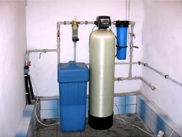 смягчающие фильтры для жесткой воды