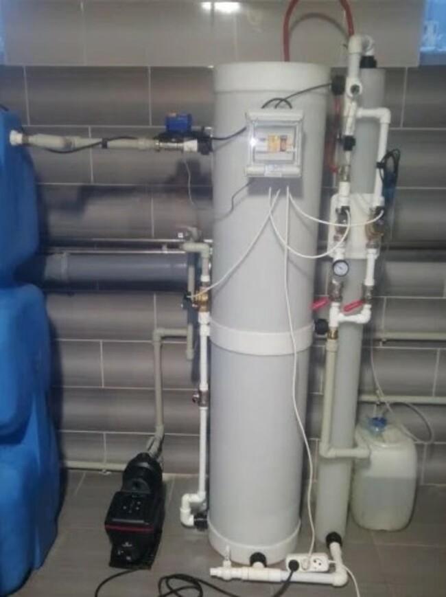 насыщение воды кислородом для питья