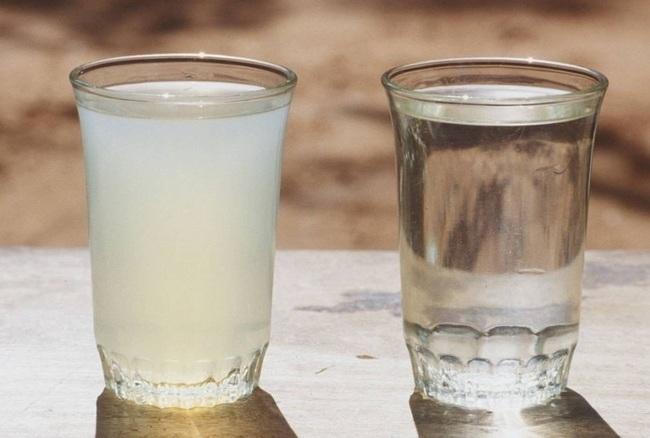 мягкая вода как определить