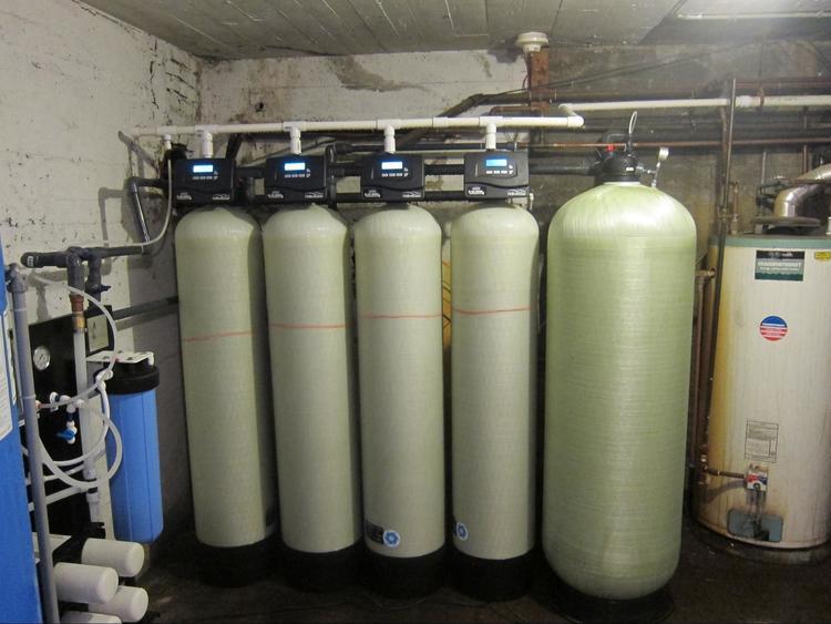 фильтры для воды где много железа