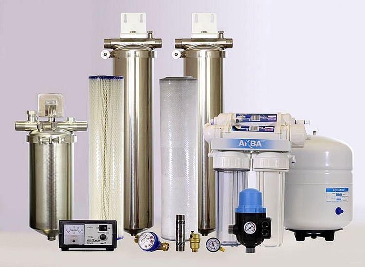 фильтр для воды от запаха и железа