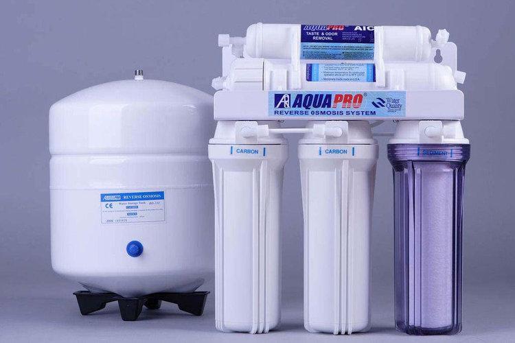 каким фильтром очистить воду от железа