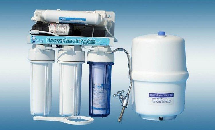 фильтр для железистой воды