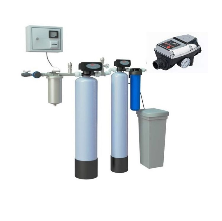 фильтр на железо для скважины