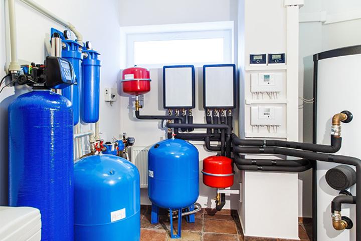 очистка воды из скважины в загородном доме