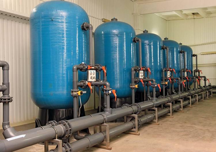 промышленные фильтры для очистки питьевой воды