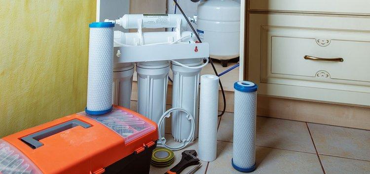 обзор проточных фильтров для воды