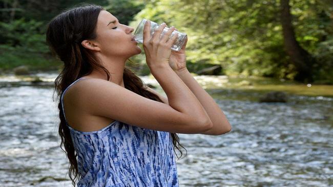 вода с ионами серебра польза