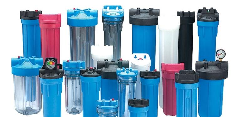 как поставить фильтр на воду в квартире