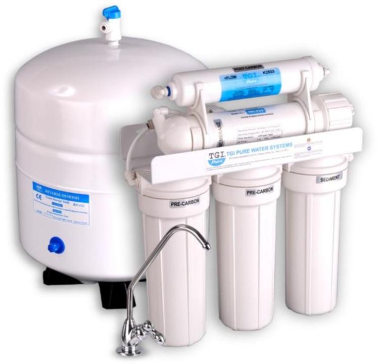 фильтры для очистки воды состав