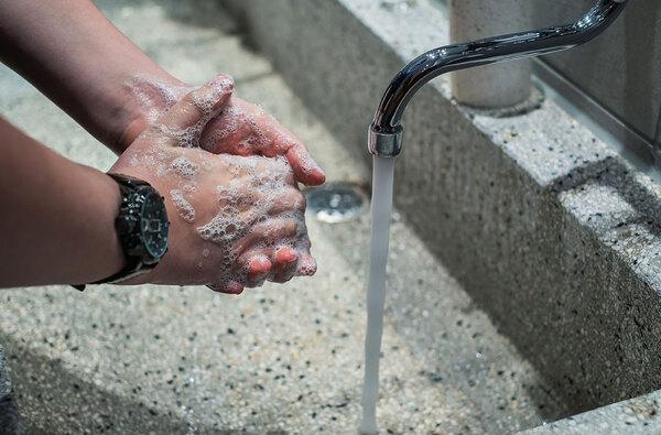 провести водопровод на дачном участке
